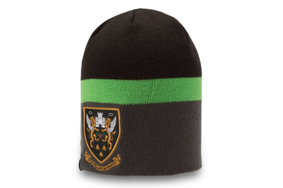 Macron Northampton Saints 2017/18 Custom Top Rugby Beanie