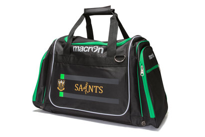Macron Northampton Saints 2017/18 Players Rugby Gym Bag Holdall