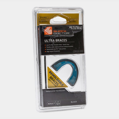 Shock Doctor Ultra Braces Mouth Guard