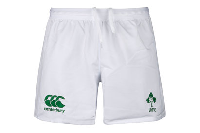Canterbury Ireland IRFU 2017/18 Home Players Match Rugby Shorts