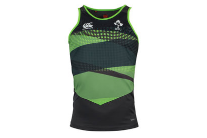 Canterbury Ireland IRFU 2017/18 Players Poly Rugby Training Singlet