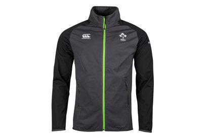 Canterbury Ireland IRFU 2017/18 Players Anthem Rugby Jacket