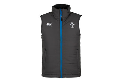 Canterbury Ireland IRFU 2017/18 Players Padded Rugby Gilet