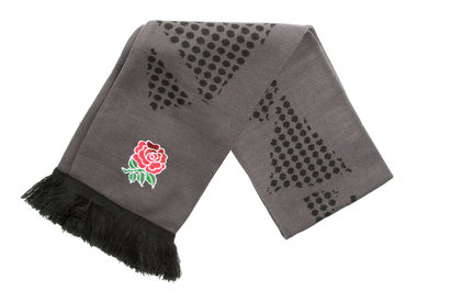 Canterbury England 2017/18 Supporters Rugby Scarf