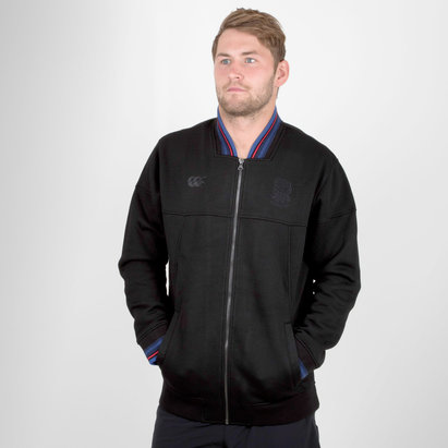 Canterbury England 1871 Full Zip Rugby Jacket
