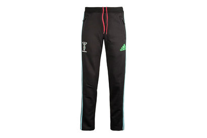 adidas Harlequins 2017/18 Players Rugby Sweat Pants