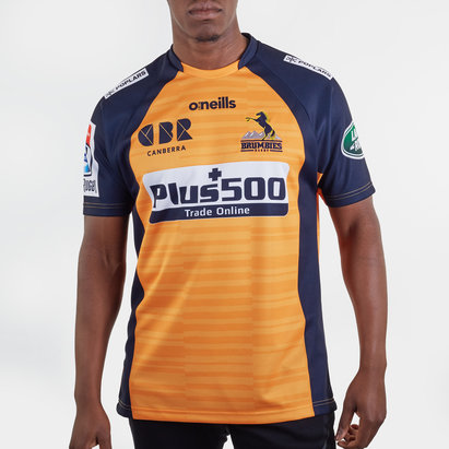 O'Neills Brumbies 2020 Alternate S/S Super Rugby Shirt