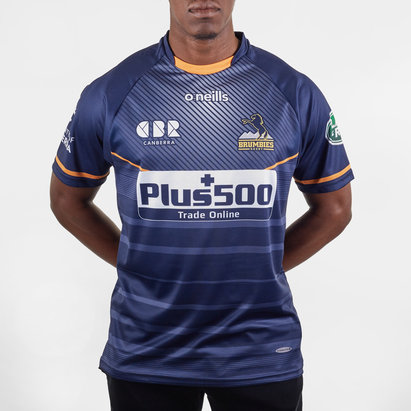 O'Neills Brumbies 2020 Players S/S Super Rugby Training Shirt