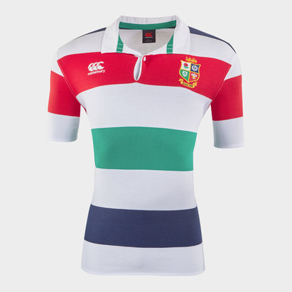 Canterbury B&I Lions Supporters S/S Cotton Jersey Mens