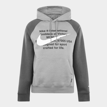 Nike Sportswear Swoosh Mens Pullover Hoodie