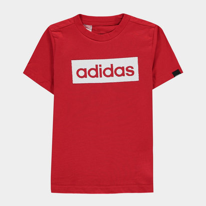 adidas Boost T Shirt Junior Boys