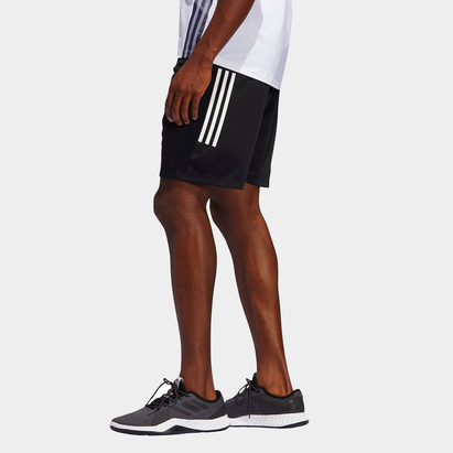 adidas Mens Kraft 3 Stripes Shorts