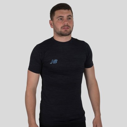 New Balance Pinnacle Tech S/S Training Shirt