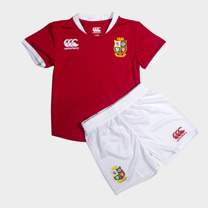 Canterbury British and Irish Lions Infant Kit