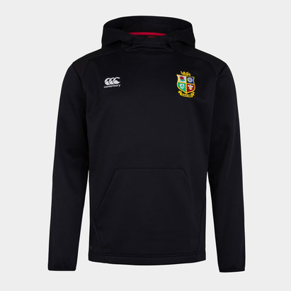 Canterbury British and Irish Lions Hoodie Mens