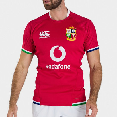 Canterbury British  And  Irish Lions Test Shirt 2021