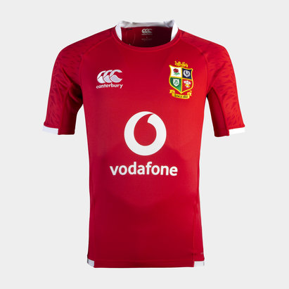 Canterbury British and Irish Lions Pro Shirt 2021 Junior