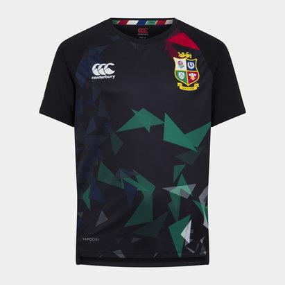 Canterbury British and Irish Lions Lightweight T Shirt Junior Boys