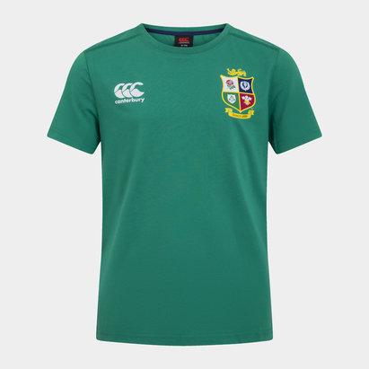 Canterbury British and Irish Lions T Shirt Junior Boys