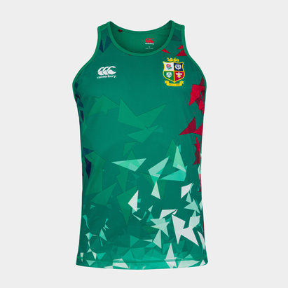 Canterbury British and Irish Lions Singlet Mens