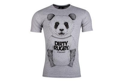 TMC Panda Graphic Rugby TShirt