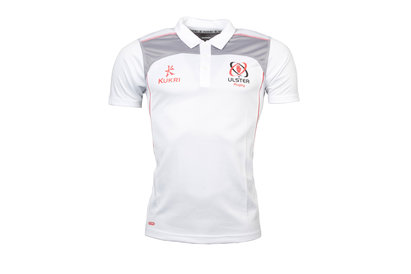 Kukri Ulster 2017/18 Players Performance Rugby Training Polo Shirt
