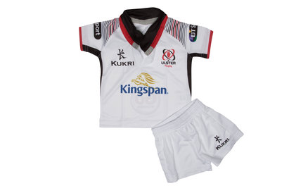 Kukri Ulster 2017/19 Infant Home Replica Rugby Kit