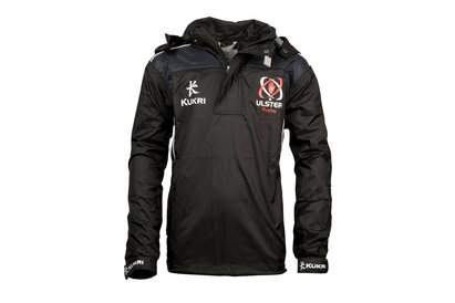 Kukri Ulster 2017/18 Kids Lightweight Shower Rugby Jacket