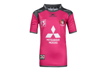 X Blades Gloucester 2017/18 European Kids S/S Replica Rugby Shirt