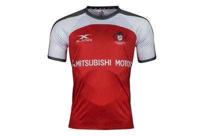 X Blades Gloucester 2017/18 Spyros Rugby Training T-Shirt