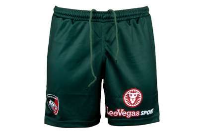 Kukri Leicester Tigers 2017/18 Home Rugby Shorts