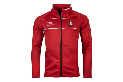 X Blades Gloucester 2017/18 Milford Players Rugby Presentation Jacket