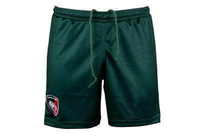 Kukri Leicester Tigers 2017/18 Kids Home Rugby Shorts
