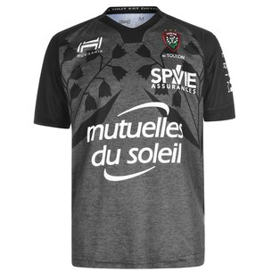 Hungaria Toulon Rugby 2019 2020 Alternate Shirt Mens