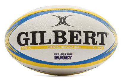 Gilbert Aviva Premiership Replica Rugby Ball