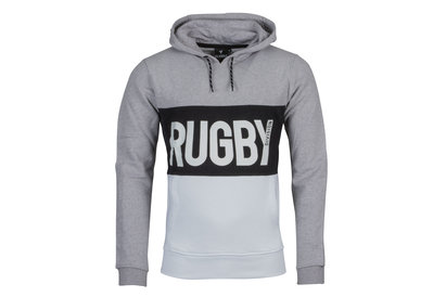 Rugby Division Flushing Graphic Hooded Rugby Sweat