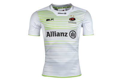 BLK Saracens 2017/18 Alternate Players Match S/S Replica Rugby Shirt