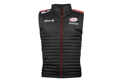 BLK Saracens 2017/18 Players Off Field Rugby Gilet