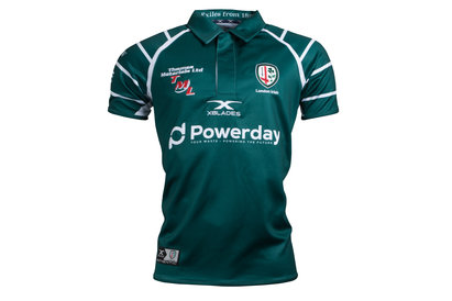 X Blades London Irish 2017/18 Home S/S Replica Rugby Shirt