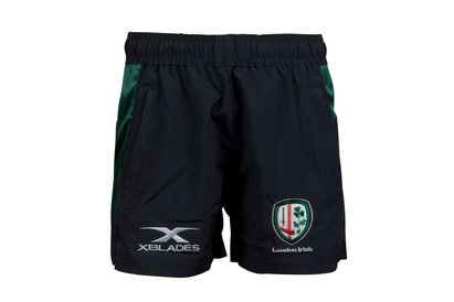 X Blades London Irish 2017/18 Kids Rugby Training Shorts