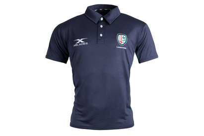 X Blades London Irish 2017/18 Players Rugby Polo Shirt