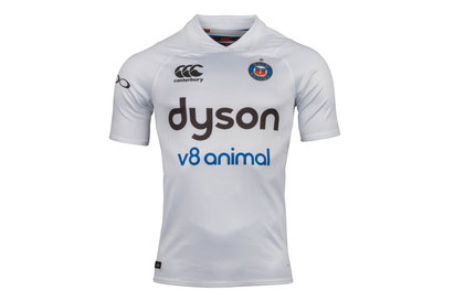 Canterbury Bath 2017/18 Alternate S/S Pro Rugby Shirt