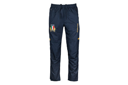 Macron Italy 2017/18 Players Travel Rugby Pants