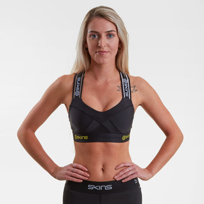 SKINS DNAmic Ladies Compression Crop Top