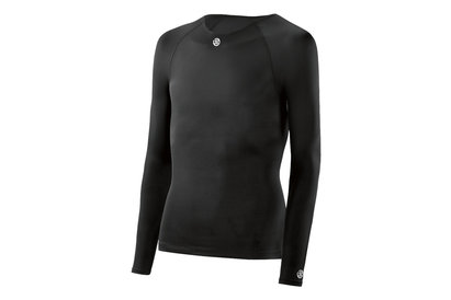 SKINS DNAmic Team Kids Compression L/S Top