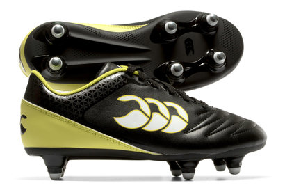 Canterbury Stampede 2.0 SG Junior Rugby Boots