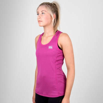 Canterbury Vapodri Racer Ladies Vest