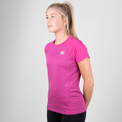 Canterbury Vapodri Ladies Training T-Shirt