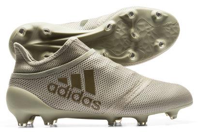 adidas X 17+ Pure Speed FG Football Boots