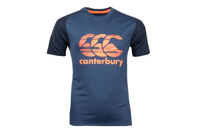 Canterbury Vapodri Superlight Kids Poly Training T-Shirt